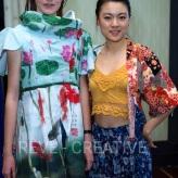 Photographer: Andreas Zhou-Model: Hannah Johnson - Designer: Kitty Yeung