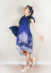 Intel Curie Pattern Matching Dress